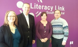 Literacy Link partnership project