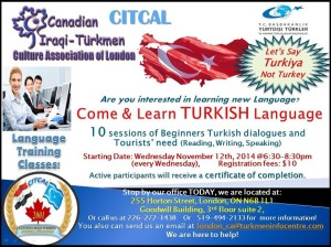 Turkish Language