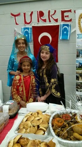 International Turkish Kids Day