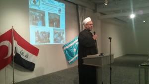 Iraqi Turkmen Ramadan Dinner in Canada