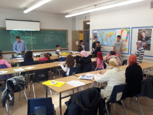 Turkish Class in Canada
