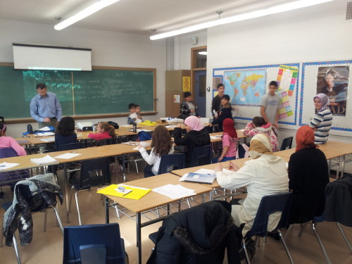 Turkish Class in Canada