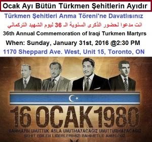 Turkmen Martys Jan 16