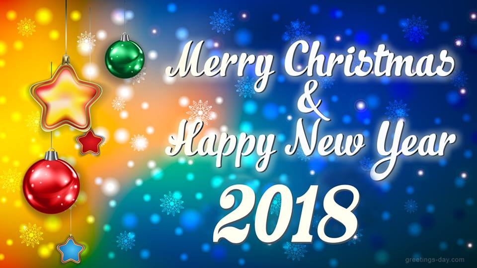 happy new year 2018 may almighty god allah showers his mercy blessing and peace all over the world